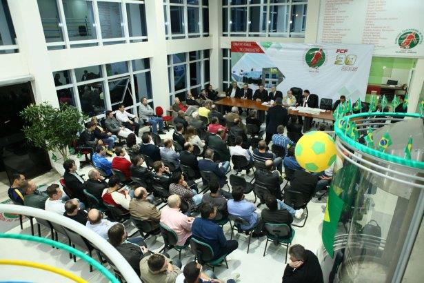Foto: Assessoria/FCF
